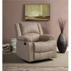 Relax-A-Lounger Dayton Recliner in Beige