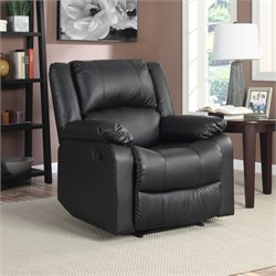 Relax-A-Lounger Oakland Recliner in Black