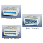Lifestyle Solutions Futon Mattress