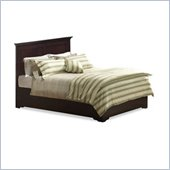 Lifestyle Solutions Oxford Queen Size Bed in Cappuccino