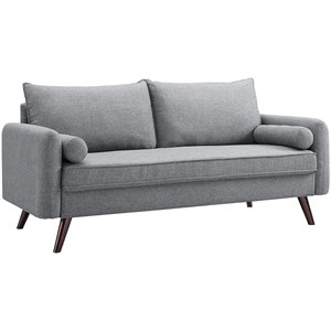 LifeStyle Solutions Cambridge Sofa in Gray