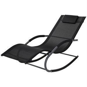 LifeStyle Solutions Relax A Lounger Taragon Patio Chaise Lounge