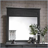 Lifestyle Solutions Ebony Mirror