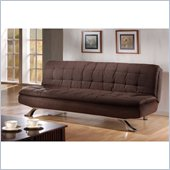 LifeStyle Solutions Medina Casual Convertible Sofa  in Java