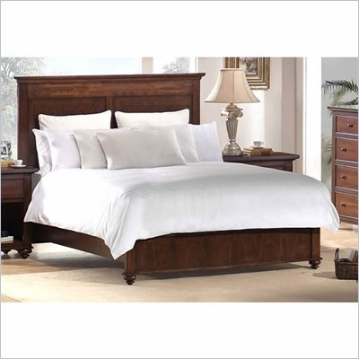 Lifestyle Solutions Alfred California King Espresso Panel Bed