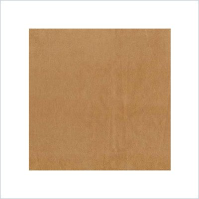 Lifestyle Solutions Solid Buckskin Futon Cover