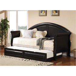 Coaster Classic Daybed in Black