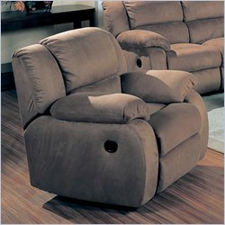 Microfiber Recliner