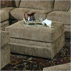 coaster pillow top ottoman coffee table