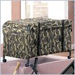 ADD TO YOUR SET: Coaster Kids Bunk Bed Toy Chest in Camouflage