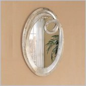 Coaster Contemporary Q Frame Oval Mirror