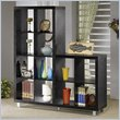 ADD TO YOUR SET: Coaster  Wall Unit Bookcase in Black 