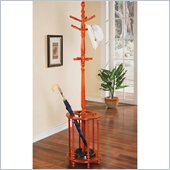 Coaster Coat Hanger with Umbrella Stand