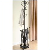 Coaster Metal Coat Rack