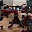 ADD TO YOUR SET: Coaster Mitchell 3-in1- Game Table in Cherry