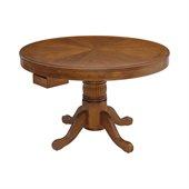 Coaster Mitchell 3-in1- Game Table in Oak