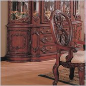 Coaster Nottingham Dining Buffet in Rich Brown Finish