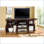 Coaster TV Stands Transitional TV Stand with Doors