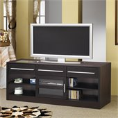 Coaster TV Stands Contemporary TV Console with CONNECT-IT Power Drawer