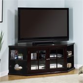 Coaster Fullerton Transitional Corner Media Unit with Doors