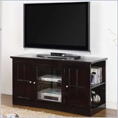 Coaster Fullerton Transitional Media Console with Glass Door