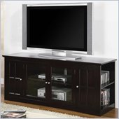 Coaster Fullerton Transitional Media Console with Doors