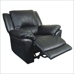 Promenade Casual Leather Recliner Best Price