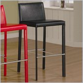 Coaster 29 Inch Bar Stool in Black