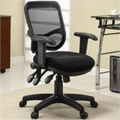 Coaster Office Chairs Contemporary Mesh Office Task Chair