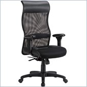 Coaster Office Chairs Contemporary Mesh Executive Chair