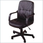 Coaster Office Chairs Leather Office Task Chair