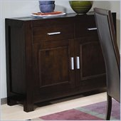 Coaster Morningside Server with Doors and Drawers in Cappuccino