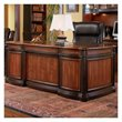 ADD TO YOUR SET: Coaster Pergola Double Pedestal Desk with Felt Lined Drawers 