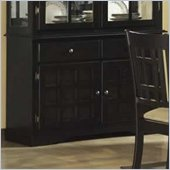 Coaster Baldwin Buffet with 2 Doors in Deep Cappuccino