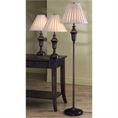Coaster Traditional 3-Piece Lamp Set