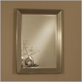 Coaster Accent Wall Mirror in Silver