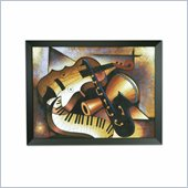 Coaster Wall Art Painting - Music, Music, Music