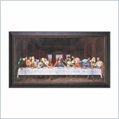 Coaster Wall Art Painting - Last Supper