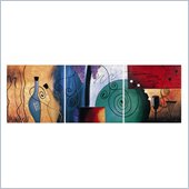 Coaster 3-Piece Wall Art - Modern Table Set