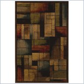 Coaster Multicolored Roby Rug