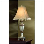 Coaster Traditional Style Table Lamp in Antique Gold