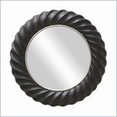 Coaster Decorative Mirror in Black