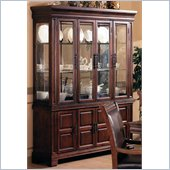 Coaster Westminster China Cabinet in Cherry