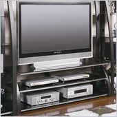 Coaster 60 TV Stand with Shelves