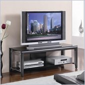 Coaster 55 Open Shelf TV Console