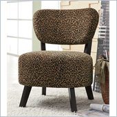 Coaster Accent Chair w/ Padded Seat