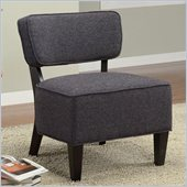 Coaster Accent Chair in Plush