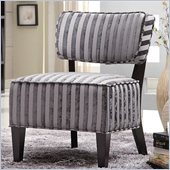 Coaster Accent Chair in Gray
