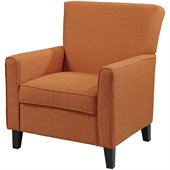Coaster Club Chair in Orange