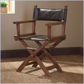 Coaster Director's Accent Chair in Coffee Color